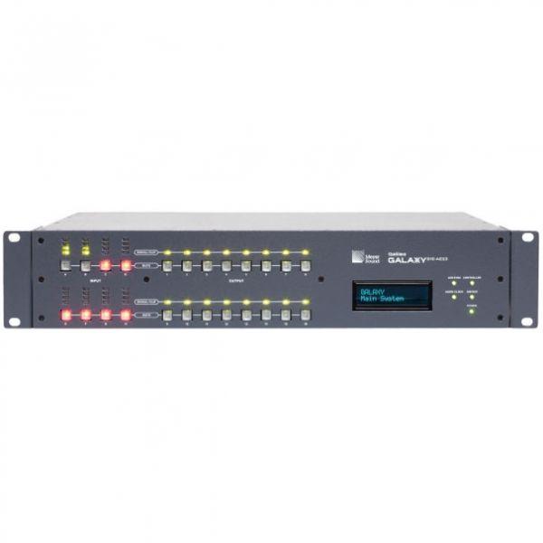 MEYER SOUND GALAXY 816 AES3 NETWORK PROCESSOR