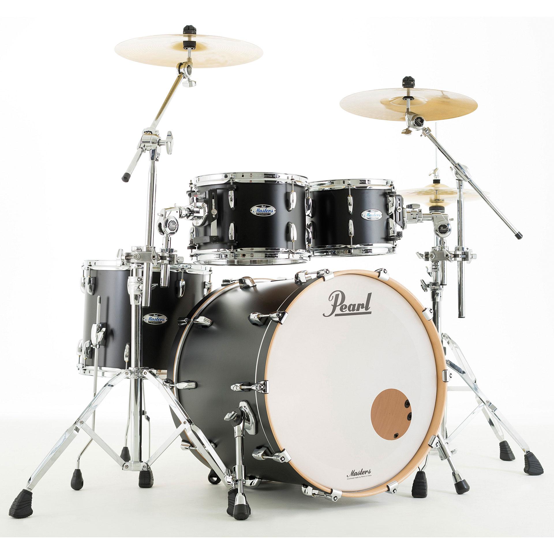 [:ru]Барабанная установка Pearl Masters Full set + Hardware[:]