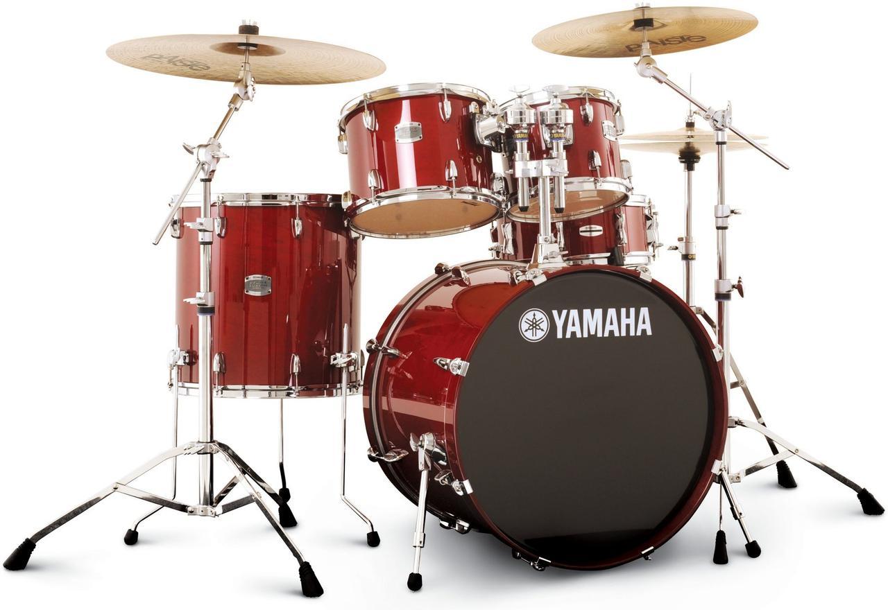 [:ru]Барабанная установка Yamaha stage custom + Hardware[:]