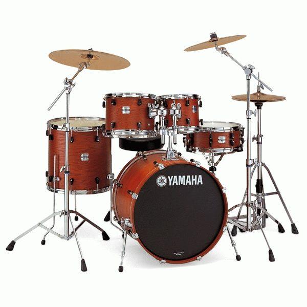 [:ru]Барабанная установка Yamaha maple custom Full set + Hardware[:]