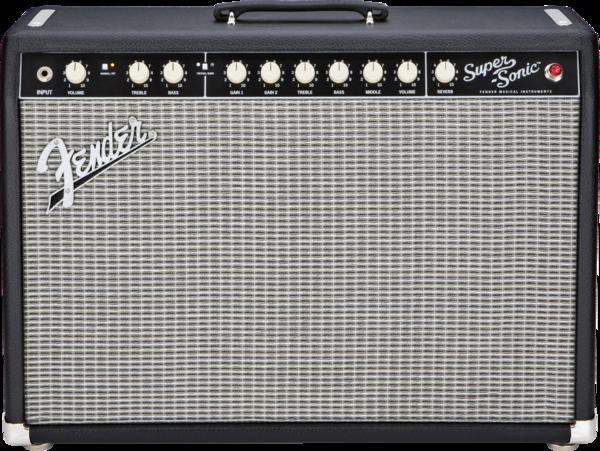[:ru]Комбоусилитель для электрогитар Fender SuperSonic Twin[:]
