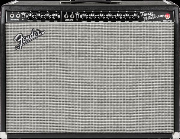 [:ru]Комбоусилитель для электрогитар Fender Twin Reverb[:]