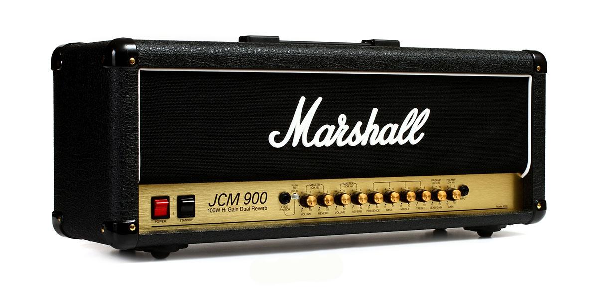 [:ru]Усилитель  Marshall JCM 900[:]