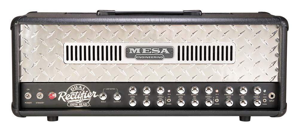 [:ru]Усилитель  Mesa Boogie Dual Rectifier[:]