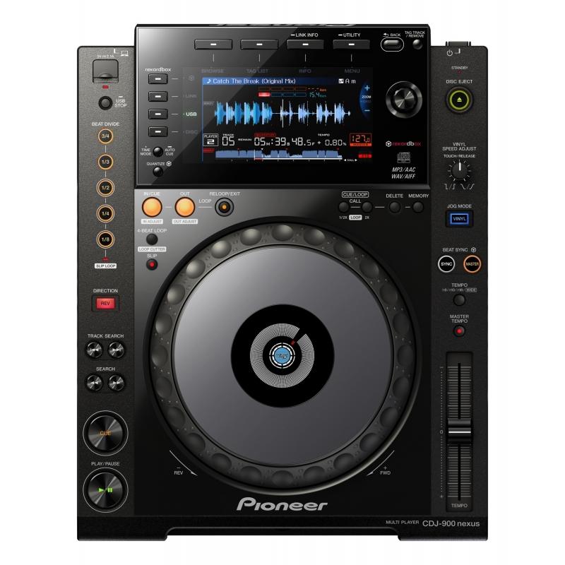 PIONEER DJ CDJ-900 NXS Professional Multi-Player